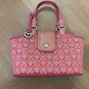 Pink Brighton Tote Bag